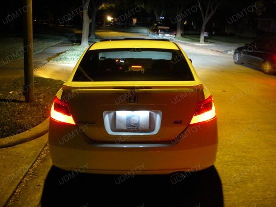 Honda - Civic - LED - license - plate - lights - 3